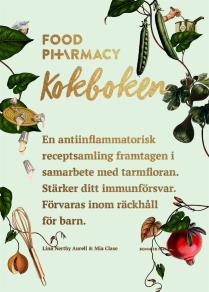 Cover for Food Pharmacy : Kokboken