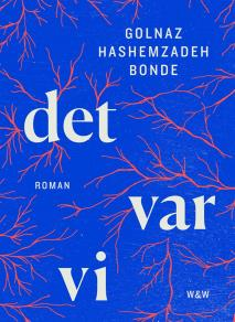 Cover for Det var vi