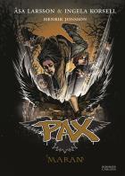 Omslagsbild för PAX. Maran