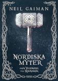 Cover for Nordiska myter : från Yggdrasil till Ragnarök