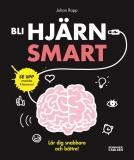 Omslagsbild för Bli hjärnsmart : plugga snabbare och bättre!