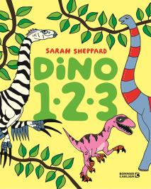 Omslagsbild för Dino 1-2-3