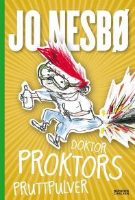 Cover for Doktor Proktors pruttpulver