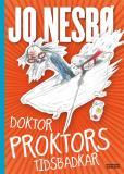 Cover for Doktor Proktors tidsbadkar