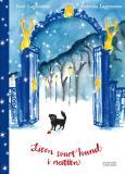 Cover for Liten svart hund i natten