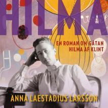 Omslagsbild för Hilma - en roman om gåtan Hilma af Klint