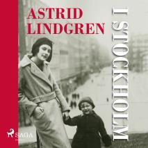 Omslagsbild för Astrid Lindgren i Stockholm