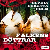 Cover for Falkens döttrar
