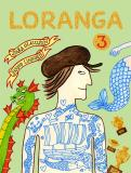 Cover for Loranga. Del 3