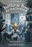 Omslagsbild för Balthasar Bruns detektivbyrå: Mysteriet med den försvunna katten