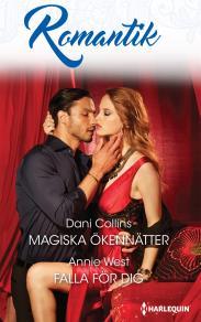 Cover for Magiska ökennätter/Falla för dig