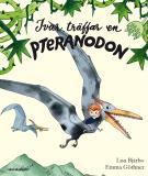 Omslagsbild för Ivar träffar en pteranodon