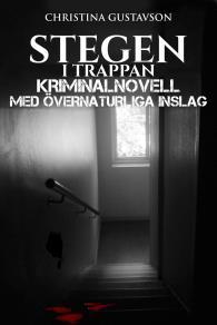 Omslagsbild för  Stegen, kriminalnovell med övernaturliga inslag