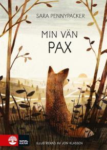Omslagsbild för Min vän Pax