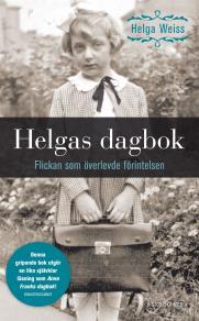 Cover for Helgas dagbok : Flickan som överlevde förintelsen