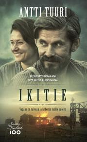 Cover for Ikitie