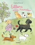 Bokomslag för Ellens alla hundar