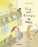 Bokomslag för Fia och djuren på dagis