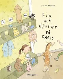 Cover for Fia och djuren på dagis