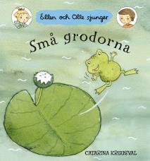 Omslagsbild för Små grodorna