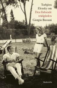 Omslagsbild för Om Den förlorade trädgården av Giorgio Bassani