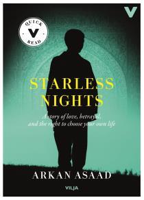 Omslagsbild för Starless nights
