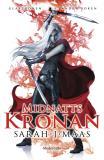 Omslagsbild för Midnattskronan (Andra boken i Glastronen-serien)
