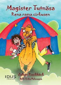 Omslagsbild för Magister Tutnäsa - Rena rama cirkusen