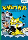 Cover for Katten Nils tar sig ton(fisk)