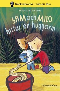 Omslagsbild för Bästisarna 2 - Sam och Milo hittar en huggorm