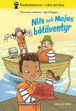 Omslagsbild för Nils & Maja 2 - Nils och Majas båtäventyr