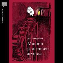 Cover for Muumit ja olemisen arvoitus