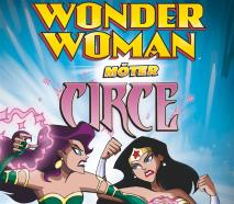 Cover for Wonder Woman möter Circe