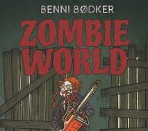 Omslagsbild för Zombie World 2 - Du är jagad