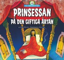 Cover for Prinsessan på den giftiga ärtan