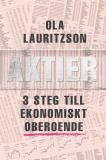 Omslagsbild för Aktier : 3 steg till ekonomiskt oberoende