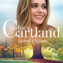 Cover for Lurad i fällan