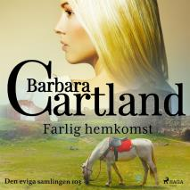Cover for Farlig hemkomst