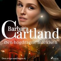 Cover for Den högdragne markisen