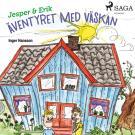 Bokomslag för Jesper och Erik: Äventyret med väskan