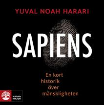 Cover for Sapiens