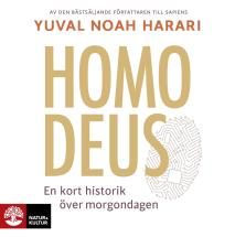 Cover for Homo Deus