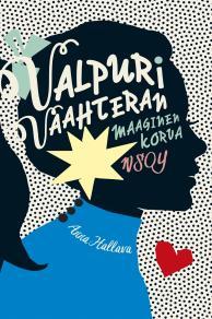 Omslagsbild för Valpuri Vaahteran maaginen korva