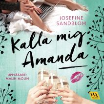 Cover for Kalla mig Amanda