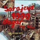 Omslagsbild för Sarajevo 1000 dagar - jag Alma