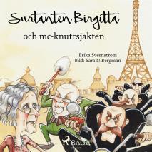 Omslagsbild för Surtanten Birgitta och mc-knuttsjakten