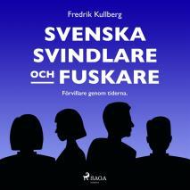 Cover for Svenska svindlare och fuskare