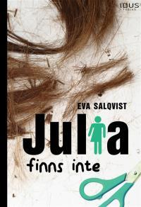 Cover for Julia finns inte