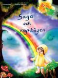 Omslagsbild för Saga och Regnbågen