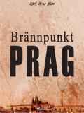 Omslagsbild för Brännpunkt Prag: en reportageroman